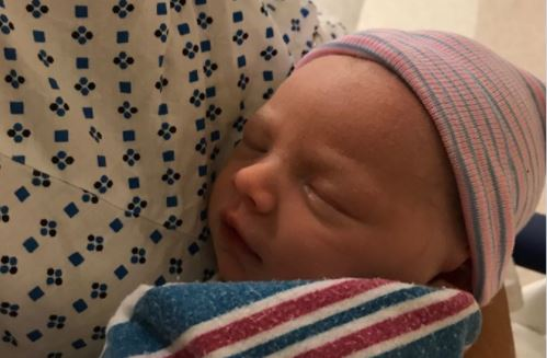 Eric Trump and wife Lara welcome baby boy