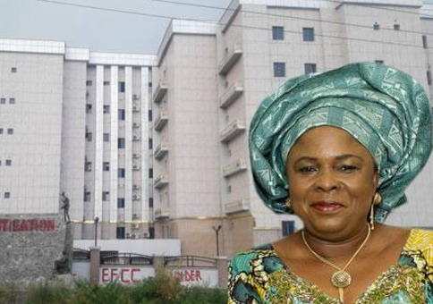 EFCC discovers more assets of former first lady, Patience Jonathan, in Abuja