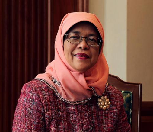 63-year old Halimah Yacob becomes Singapore's first female President
