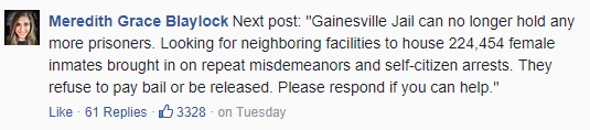 Check out the hilarious response Gainesville Police Department left on Facebook after women went crazy over photos of their officers