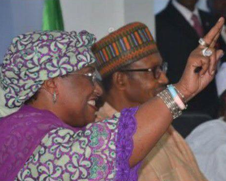 Aisha Alhassan apologises to APC over her comments about President Buhari, Atiku Abubakar and 2019