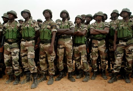 'We are not withdrawing troops from Abia state' - Nigerian Army says