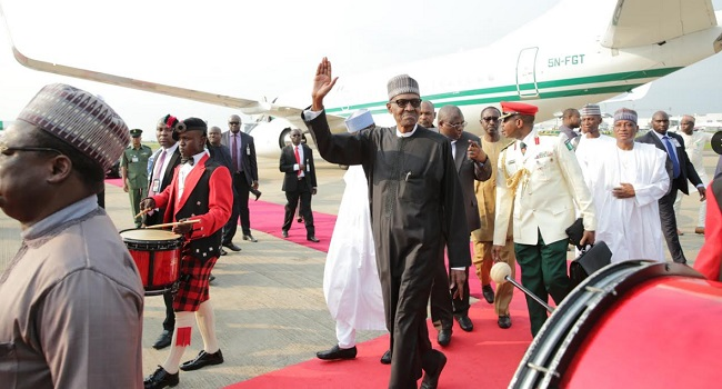 President Buhari to leave for UN General Assembly on Sunday September 17th
