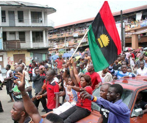 Army lists crimes committed by IPOB leader Nnamdi Kanu and his members