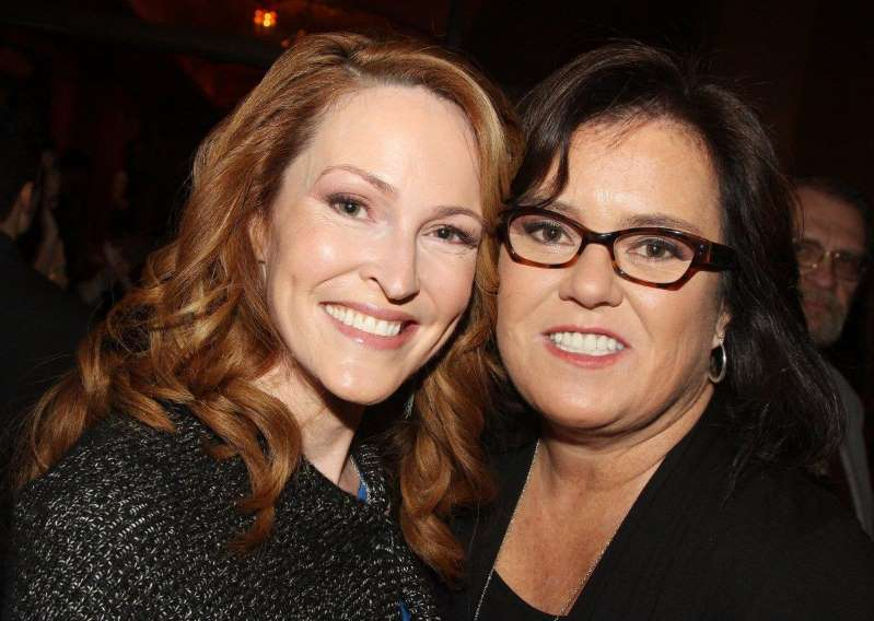 Comedian Rosie O'Donnell's ex wife Michelle Rounds dead in apparent suicide