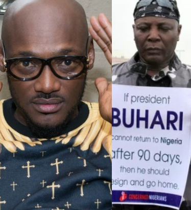 'I am Not The Course Of Nigeria's Problem,Why Are You Calling Me Out'- 2face Idibia Replies Charly Boy.