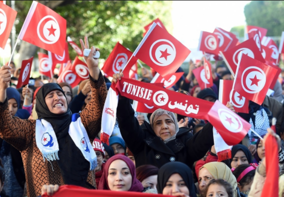 Tunisian women are now free to marry non-Muslims