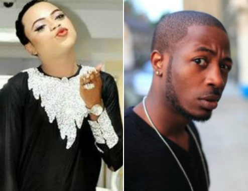 This guy don mad and needs to be flogged with electric pole - Tunde Ednut slams Bobrisky again