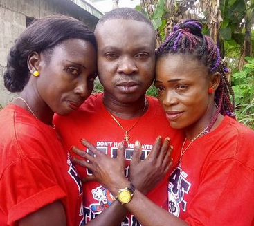 Isoko man releases pre-wedding photos as he gets ready to wed two ladies same day
