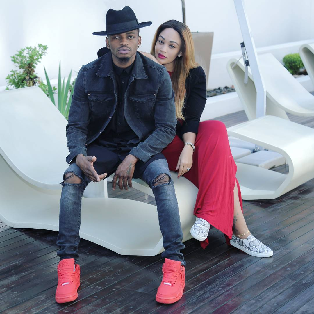 Singer DiamondPlatnumz confirms he cheated on his wife, Zari, and welcomed a son with side chic, Hamisa + Zari blasts him for lying