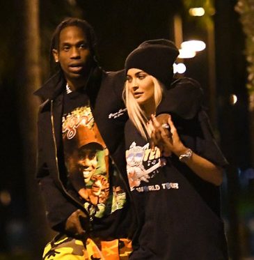 Kylie Jenner expecting her first child with Travis Scott