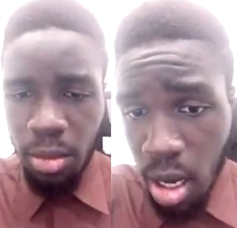 Video: Man in search of his bag containing his laptop and documents that was stolen while helping accident victims in Lekki