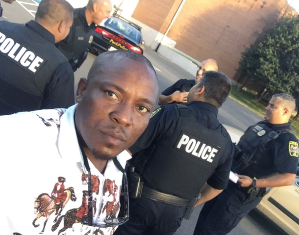 Nigerian musician, Sunny Melody robbed at gun point in America