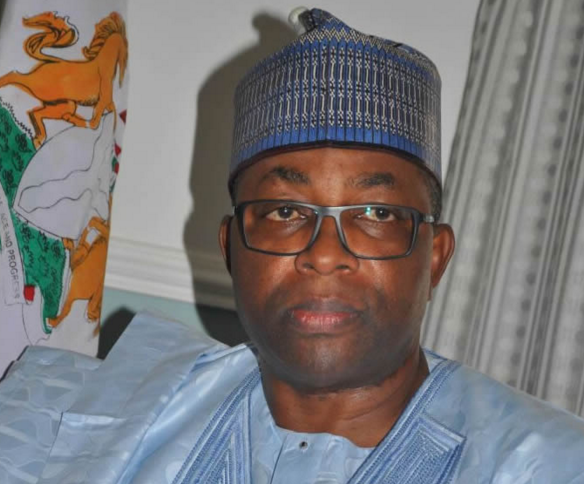 Photos: Bauchi state governor, Mohammed Abubakar, loses 4yr old grandchild