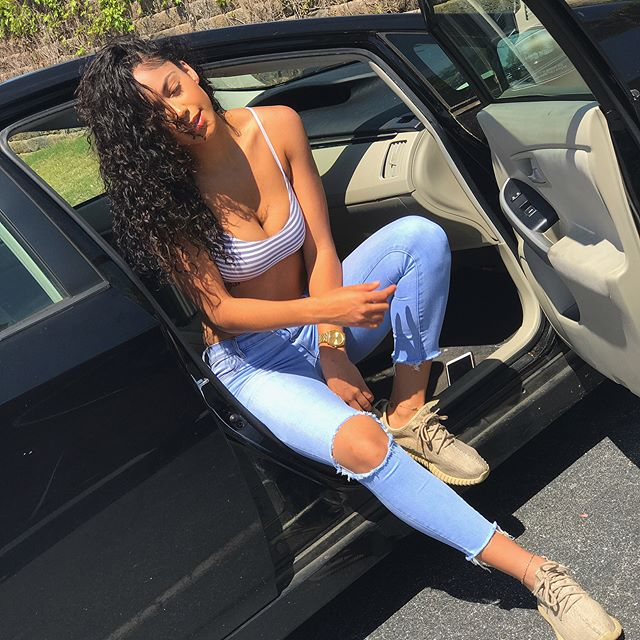 Meet the lady being referred to as the baddest female basketball player in all of college sports (photos)