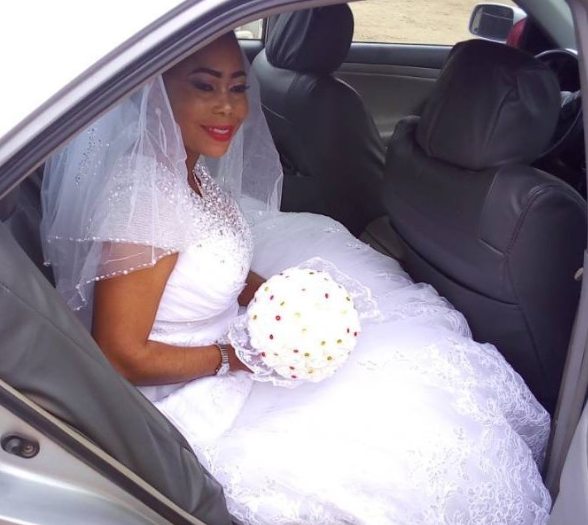Photos: Veteran filmmaker and actor, Zack Amata, weds for the very first time in his 60s