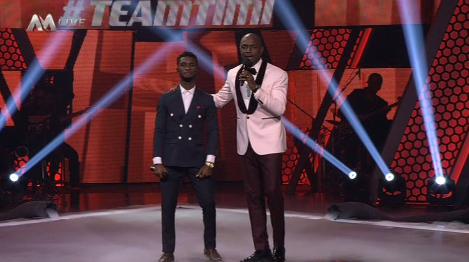 Photo: Iydl wins The Voice Nigeria season 2 competition