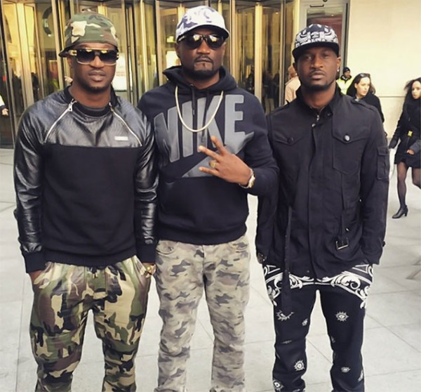 Psquare's Peter and Paul Okoye have finally split up after years of dominating the Nigerian music scene
