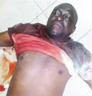 Eiye cult members kill their leader in Lagos state and here