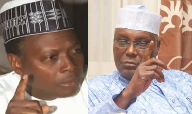 """Atiku is a bloody nonentity, he thinks he can rule Nigeria by insulting Northerners"" ? Junaid Mohammed"