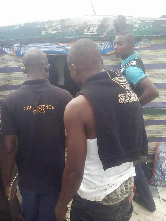 Graphic: Sea pirates kill two passengers on a boat in Bayelsa