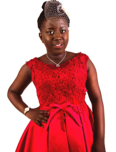 Meet?Nana Yaa: A 14 year old Ghanaian girl with Autism who?aspires to be a super model