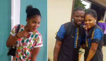 Photos: Nigerian lady residing in Ghana murdered two weeks after her wedding, husband on the run