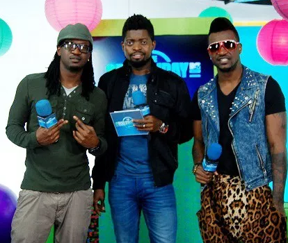 """""""You guys are distracting my publicity"""" -Basketmouth reacts to LIB exclusive video of Okoye brothers"""
