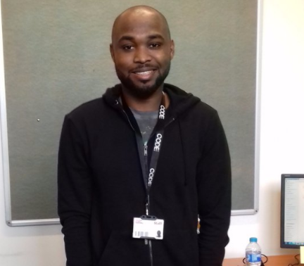 Photo: Meet the Nigerian man who is youngest senior lecturer of computing at Sheffield Hallam University, UK