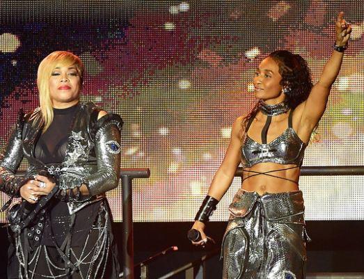 R&B girl group TLC postpone European tour due to T-Boz