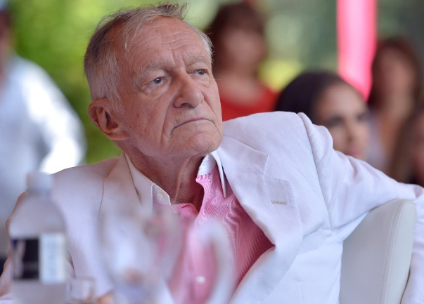 I?m so honored to have been a part of the Playboy team - Kim Kardashian mourns Hugh Hefner