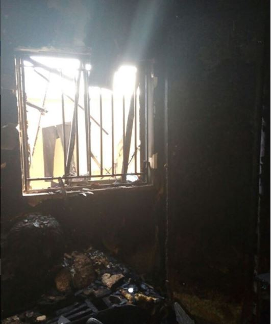 Music producer TeeBeeO loses his entire studio to fire...blames PHCN