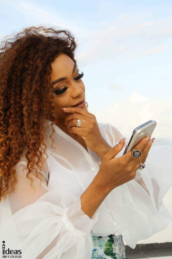 Billionaire wife, Fifi Umenyiora shares stunning new photos to celebrate her 36th birthday