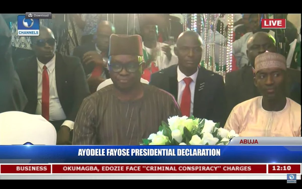 Photos from Ayo Fayose