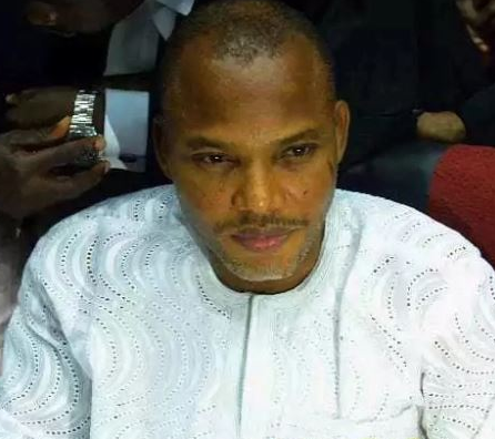 IPOB leader, Nnamdi Kanu, not in our custody- Nigeria Defense HQ says