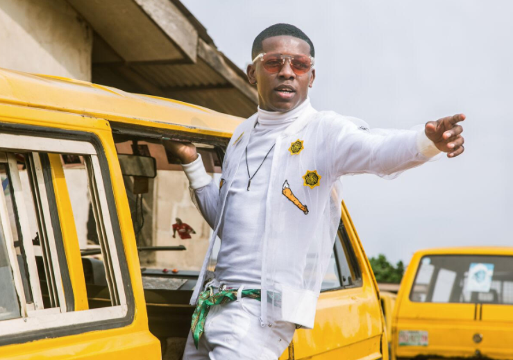 Small Doctor looks dapper In new street inspired photoshoot