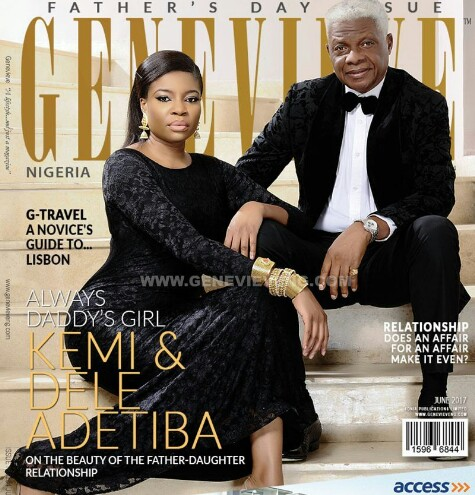 Kemi Adetiba shares hilarious conversation she had with her father about spending time with a sugar daddy back in 2013