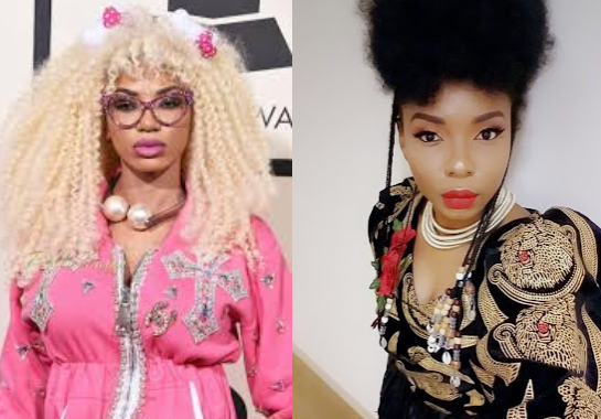 """''I don't have to f**k managers to get to the top"""" - Dencia blasts Yemi Alade over an interview she granted last year"""