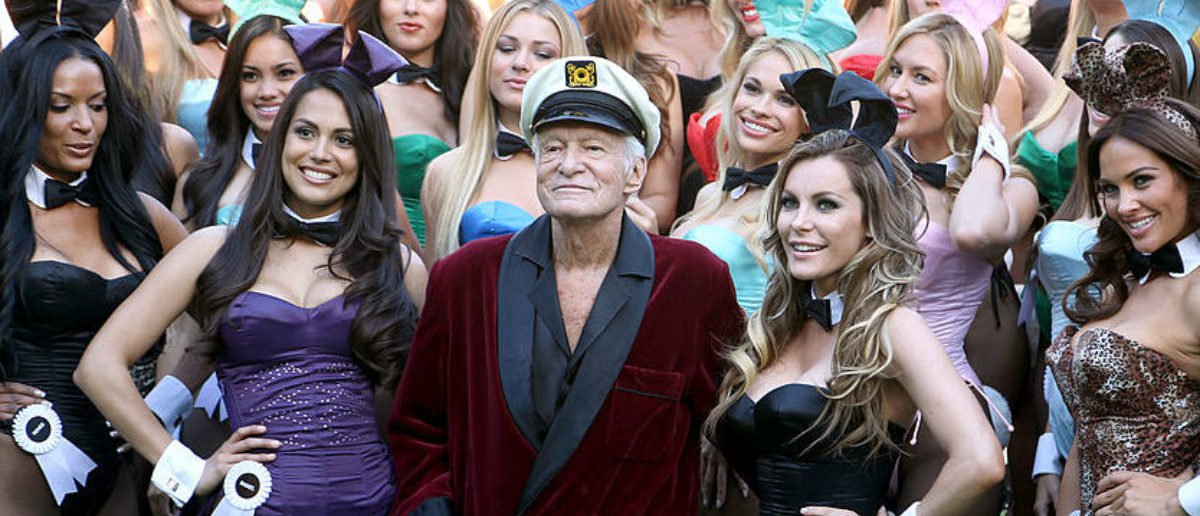 Hugh Hefner laid to rest in private ceremony with family and very few friends
