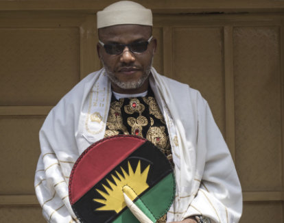 IPOB leader, Nnamdi Kanu, reportedly backs down, seeks dialogue with President Buhari