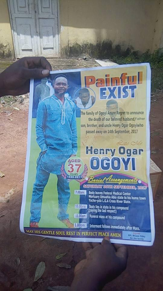 Photos: IPOB member who died while protecting their leader, Nnamdi Kanu, laid to rest