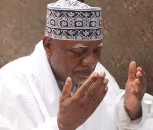 Former Kaduna state governor, Mouktar Muhammed, has died