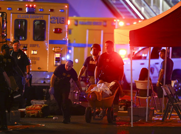 Death toll at?Las Vegas concert shooting rises to 50 with over 200 people injured..suspect was a 64yr old man