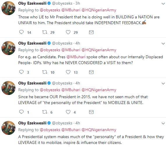 """""""President Buhari"""