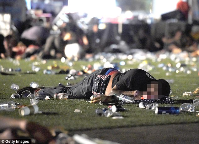 Las Vegas shooting: Isis claims responsibility for deadliest gun massacre in US history