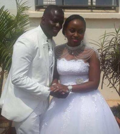 Ugandan man collapses and dies after running into his wife who was supposed to be abroad studying, but was instead in Kampala pregnant with another man