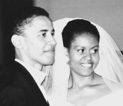 """You are still the most extraordinary man I know"" - Michelle Obama praises her husband, Barack as they celebrate their 25th wedding anniversary"