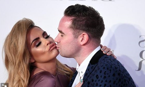 Katie Price not sending her cheating husband Kieran Hayler out of family home because he cooks for the house and cleans too