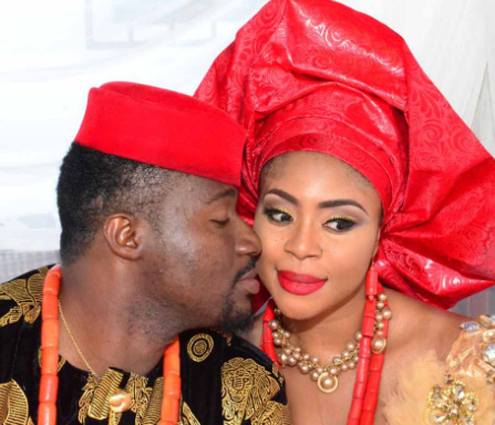 LIB Exclusive: Charles Billion impregnated a woman months before his wedding to Mimi Orjiekwe... Mimi in shock over news of another woman pregnant for him!