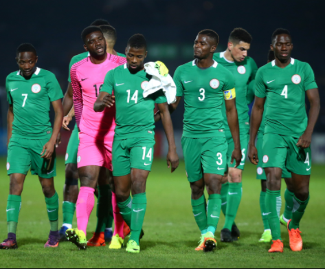 FIFA?fines Nigeria $31,000 for crowd disorder during game against Cameroon